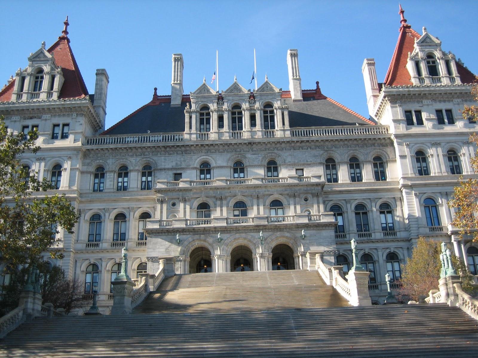 Capitol Building Tour Albany Ny