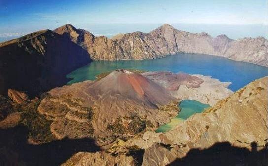 Rinjani Montain Lombok Indonesia