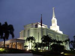 Ecuador, Guayaquil Temple