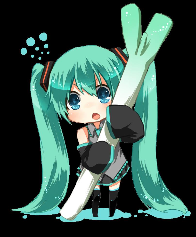 Vocaloid Chibi Miku Zero Uploads: 2013-03-...