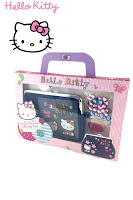Hello Kitty Decorate Your Own Purse Kit