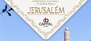 """Concurso Cultural """"Viagem para Jerusalém"""""""