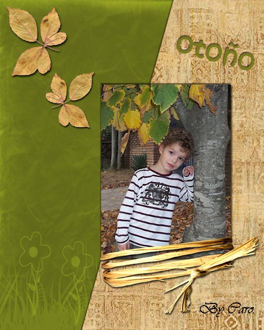 """""""OTOÑO"""" - By Caro"""