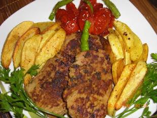 ET YEMEKLERI / PLATS DE VIANDE / MEAT RECIPES