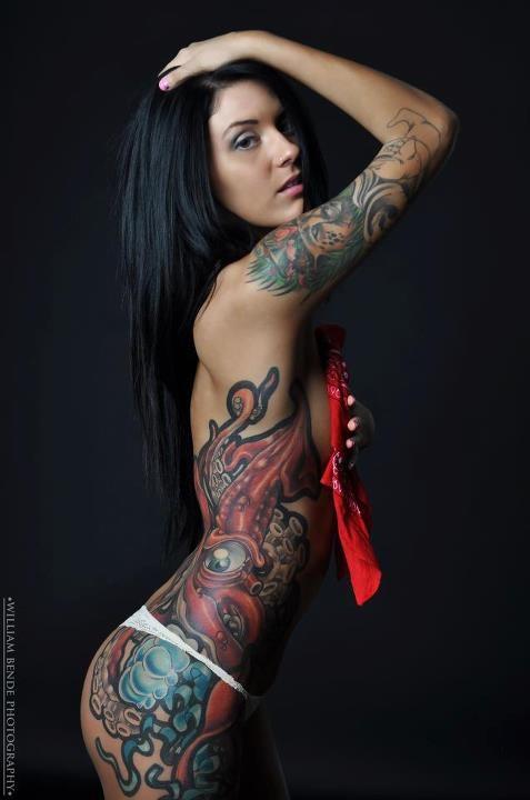 Qual que tatuagem fazer for Tattoo bodysuit female