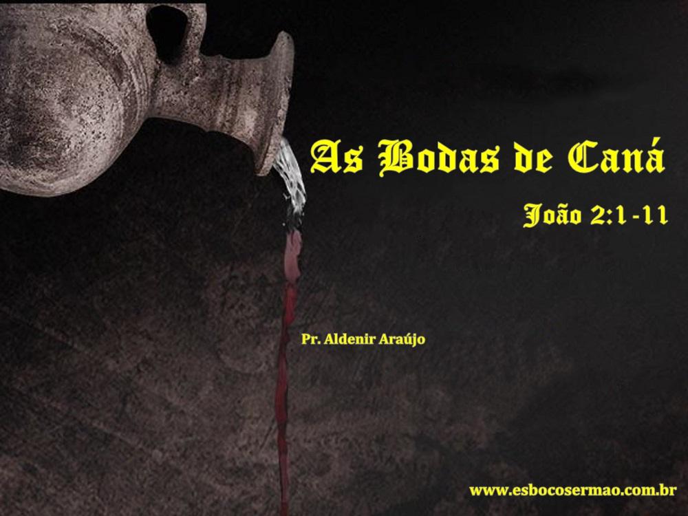 As Bodas de Caná