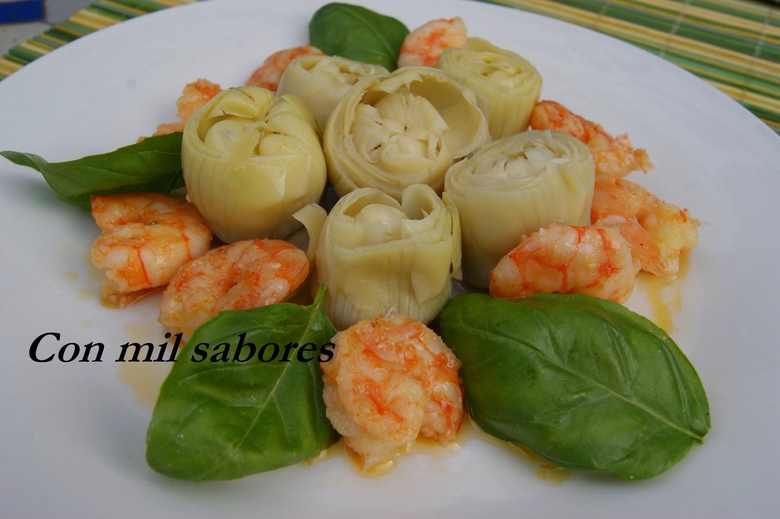Alcachofas bote cocinar en casa es for Cocinar alcachofas de bote