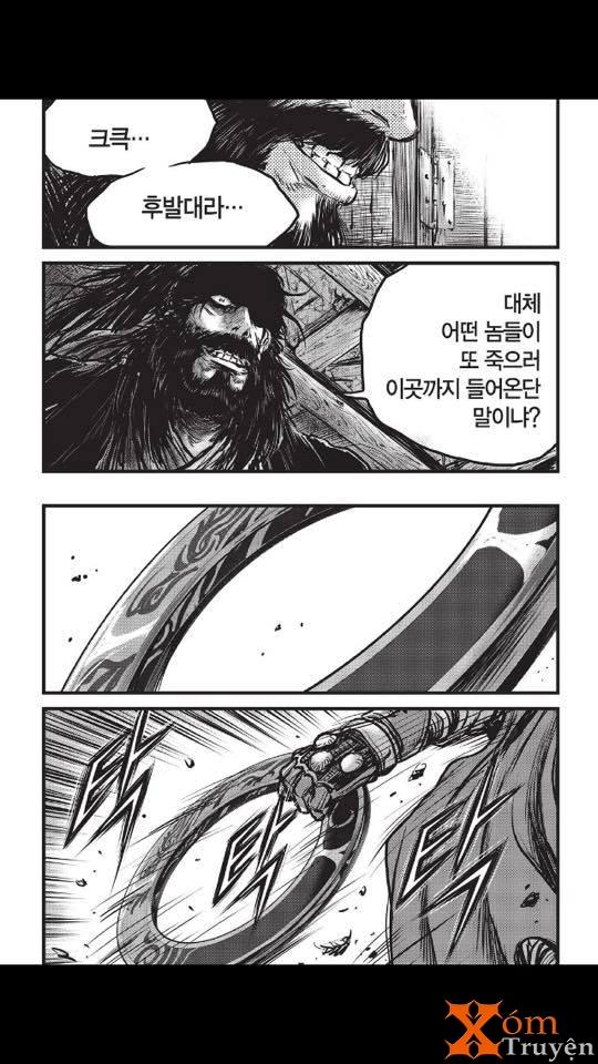 Hiệp Khách Giang Hồ Chap 535 - Trang 30