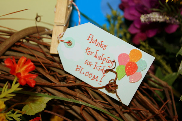 Little pumpkin grace teacher appreciation week 2012 lunch was catered from a local deli negle Gallery