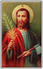 Gracias San Judas Tadeo por los favores que hemos recibido