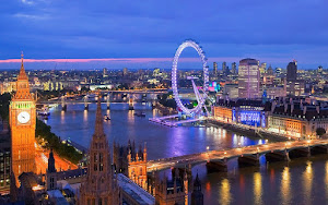 CURRENT LOCATION: London, England