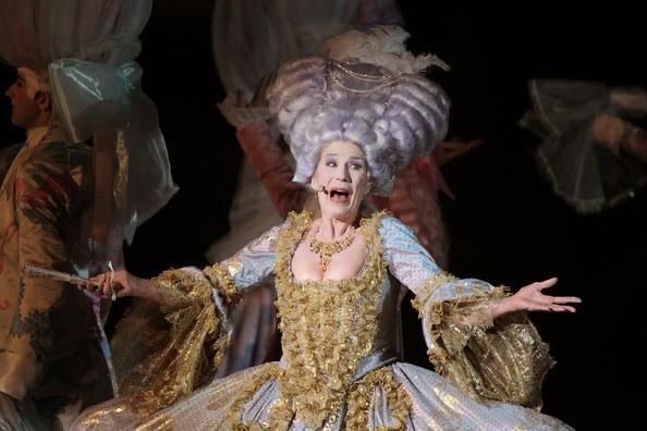 Rosalind Plowright as Contessa di Coigny, Andrea Chenier, Bregenz 2011