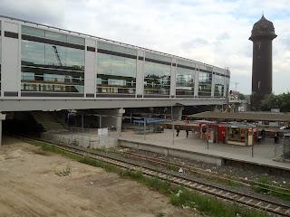 Bahnhöfe + S-Bahn + barrierefrei: Einblick Ostkreuz  Vorausgeschaut: Projektleiter Mario Wand über das Baugeschehen 2014, aus Punkt 3