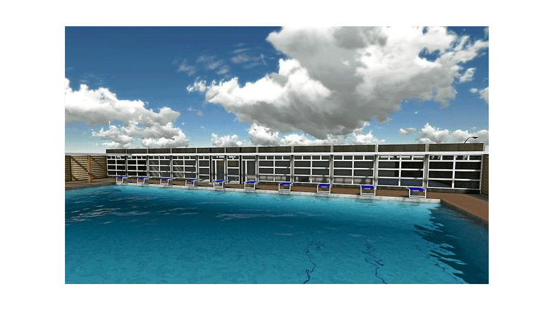 Nice se dote d une nouvelle piscine olympique zodiac for Piscine nice