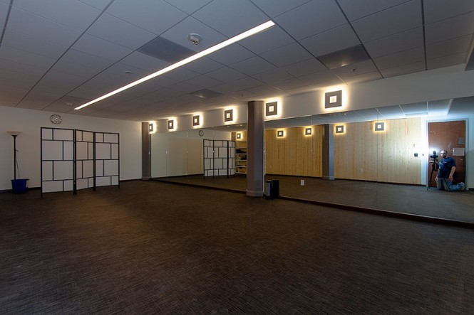 Decoracion Salon Yoga ~ Dise?o de Interiores & Arquitectura Nueva sede de Twitter en San
