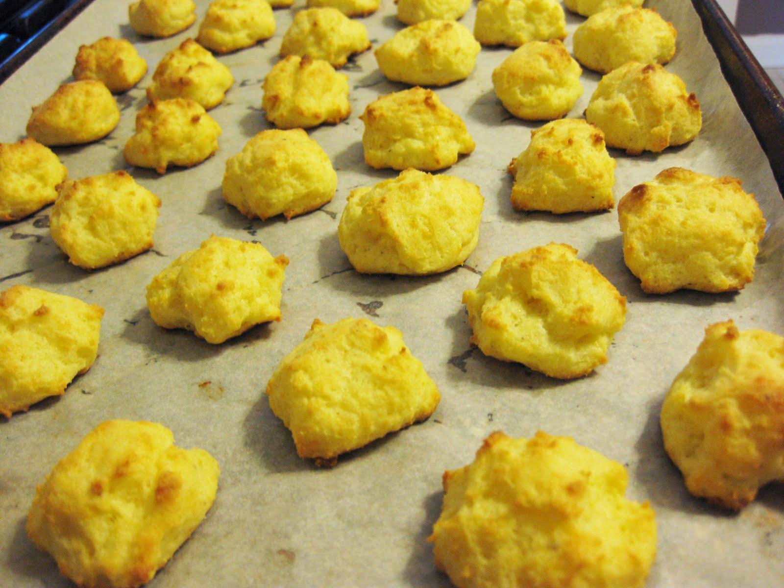 Bloatal Recall: Parmesan Puffs
