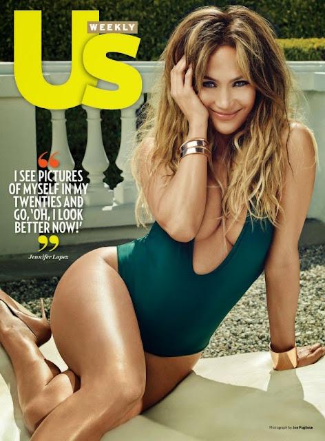 Jennifer Lopez – Us Weekly Magazine (June 2015)