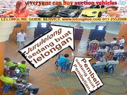 auction - jualan kenderaan secara LELONG