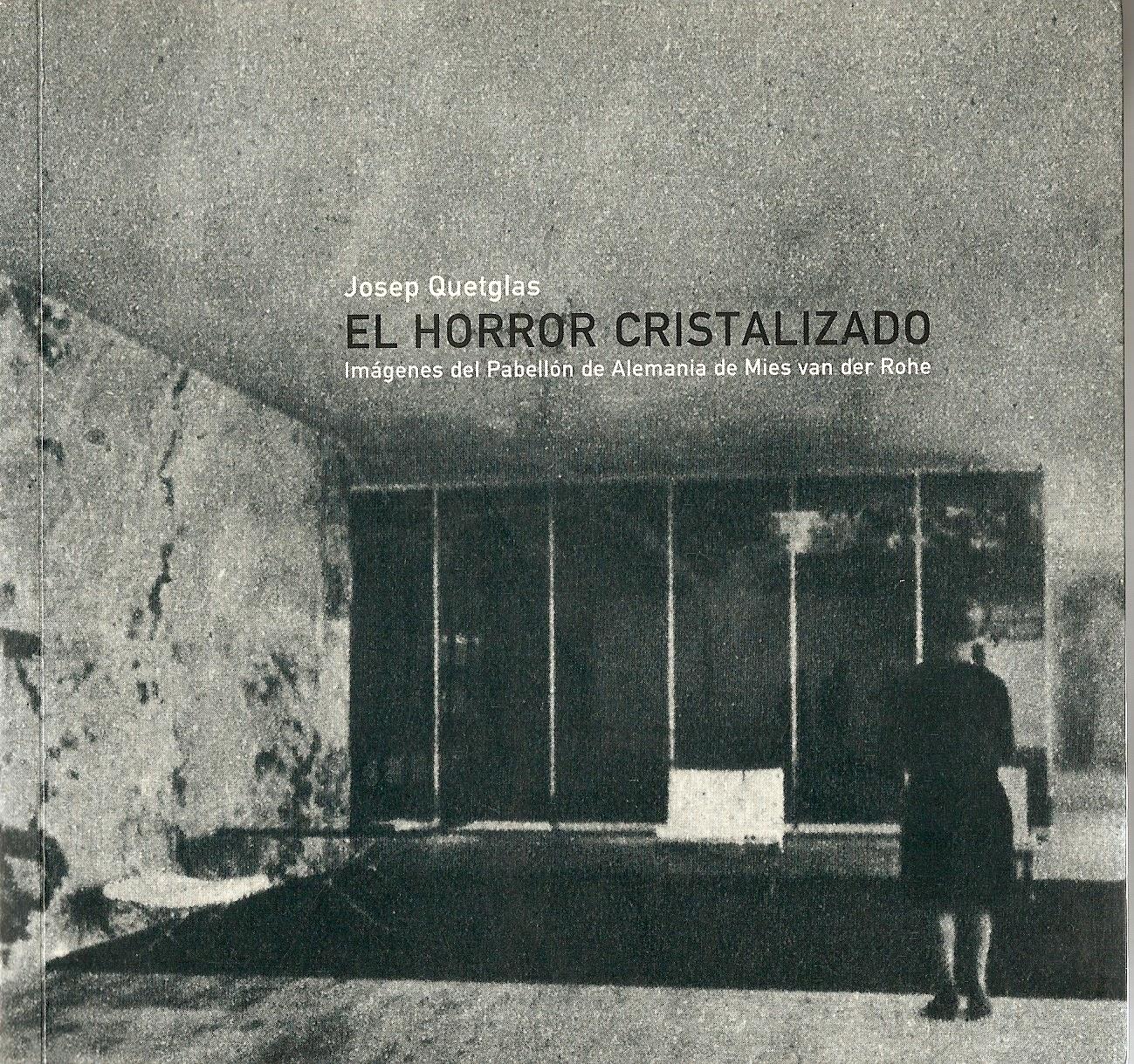 La factor a 2011 2012 el velo de mies pabell n de barcelona for Josep quetglas