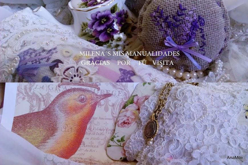 MILENA'S MIS MANUALIDADES