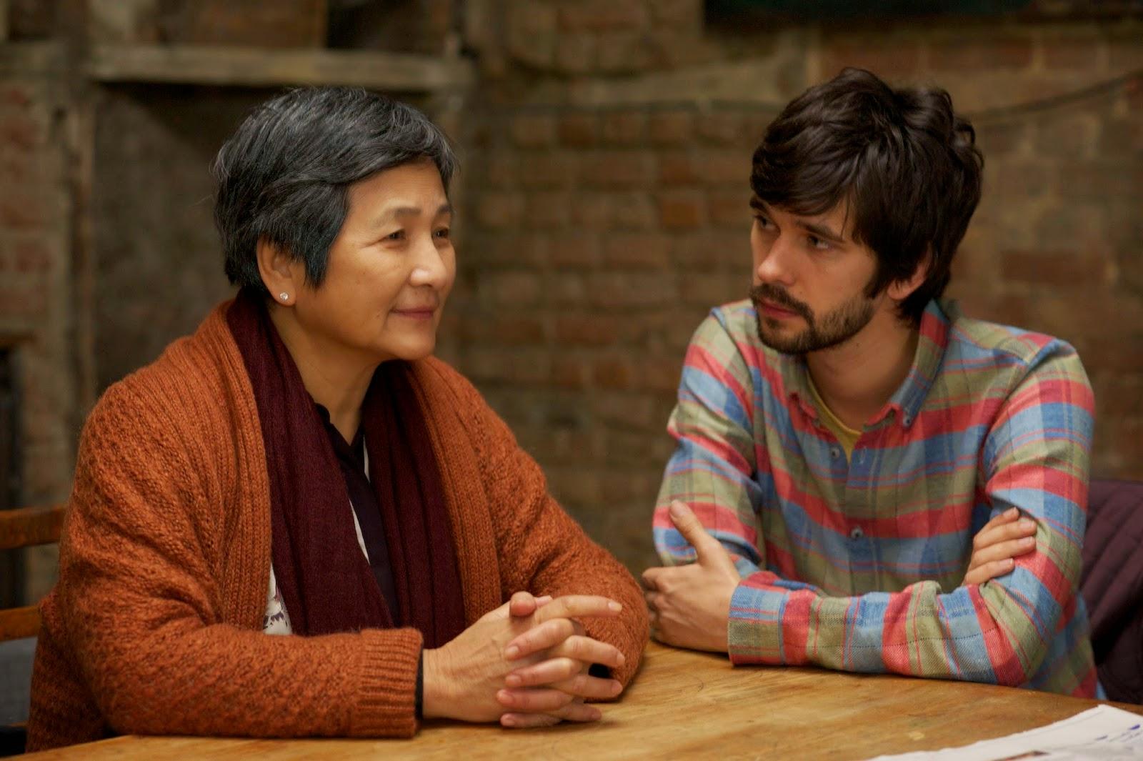 Pei-pei Cheng & Ben Whirshaw