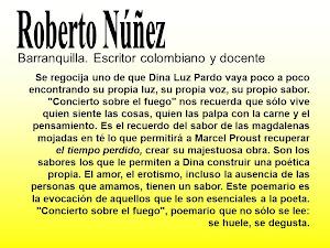 Comentario de ROBERTO NUÑEZ