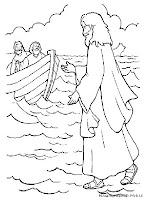 Gambar Mewarnai Kisah Kisah Dalam Injil