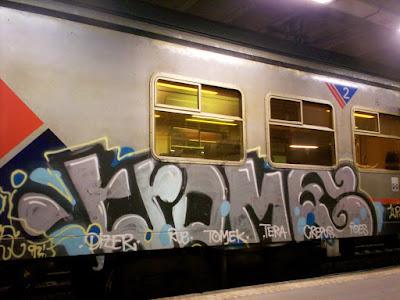 TROME - DIZER RUE TOMEK TERA CREPUS POES