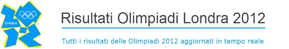 Risultati Olimpiadi Londra gare effetti doping atleti italiani olimpiadi commenti news