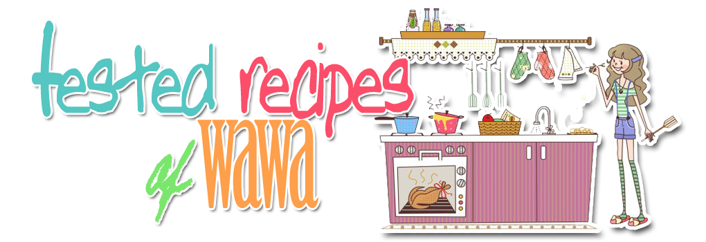 Tested Recipes of Wawa