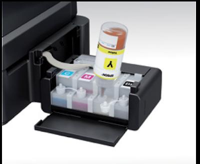 Printer Epson Lseries dengan fitur tinta tabung resmi tambahan