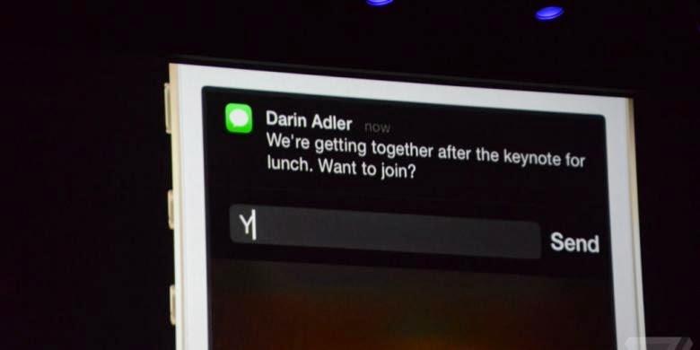 Hal Menarik di iOS 8