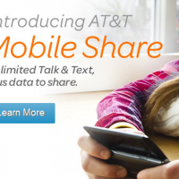 ATT Mobile Shared Data Plan