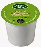 Green Mountain Caramel Vanilla Cream Coffee K-Cups