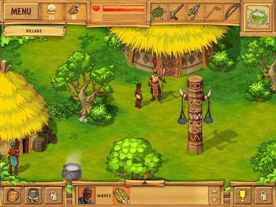 Download Game PC Ringan The Island Castaway 2