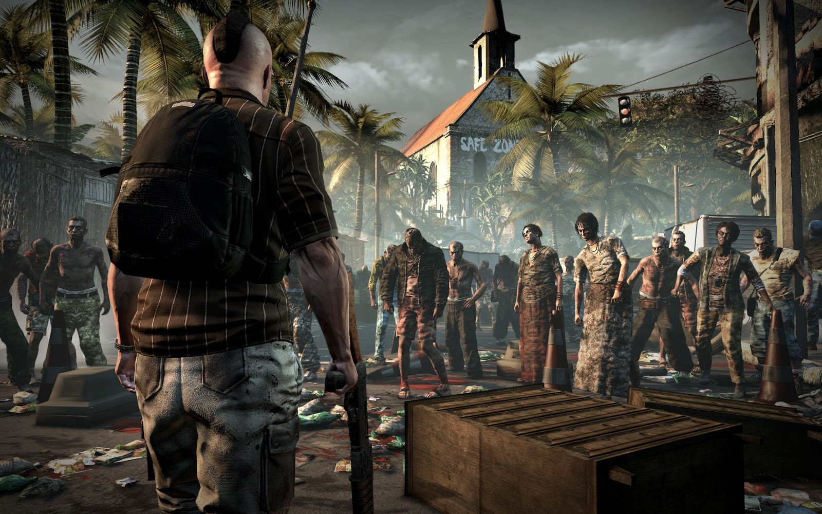 Zombie games - Free online games on m
