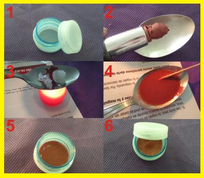 Como hacer brillo labial