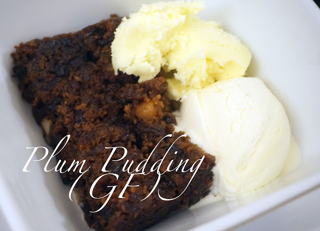 meg-made: Gluten Free Plum Pudding