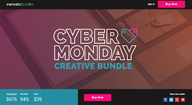 20 Black Friday - Themeforrest Cyber Monday Deals and Coupons for every Blogger and Marketer