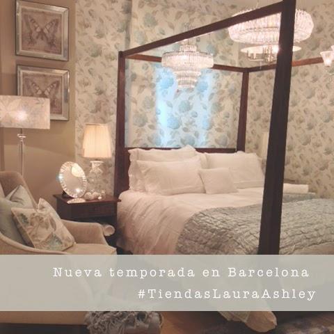 Laura Ashley Barcelona Decoración