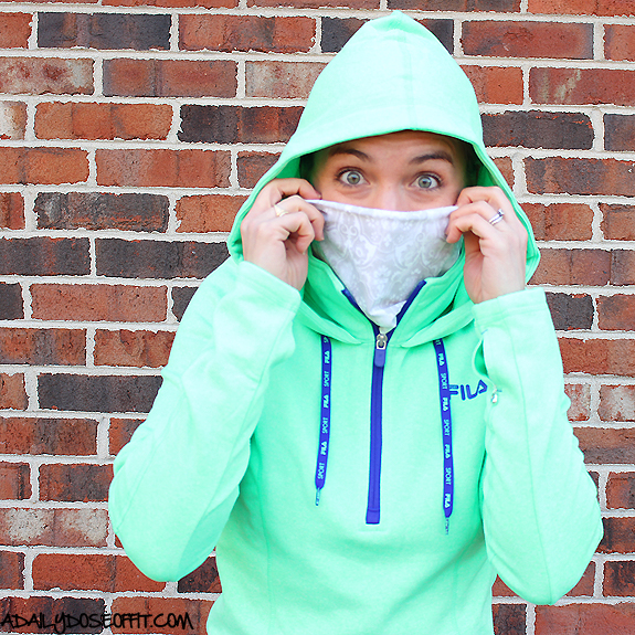 A Cold Weather Running Outfit from Kohl's (and some accessories, too)