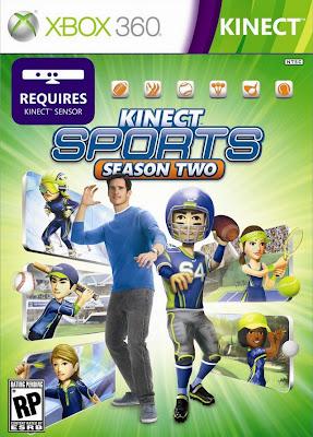 Kinect Sports: Stagione 2 Xbox 360