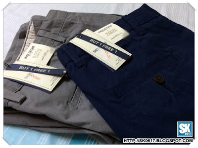 Buy 1 Free 1 Pants from Brands Outlet