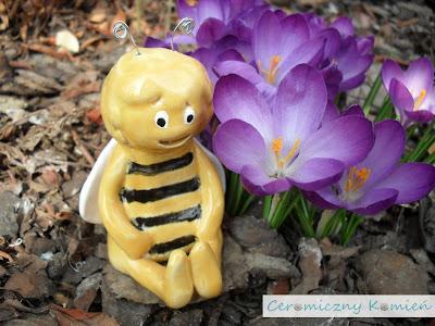 Tę pszczółkę, którą tu widzicie...