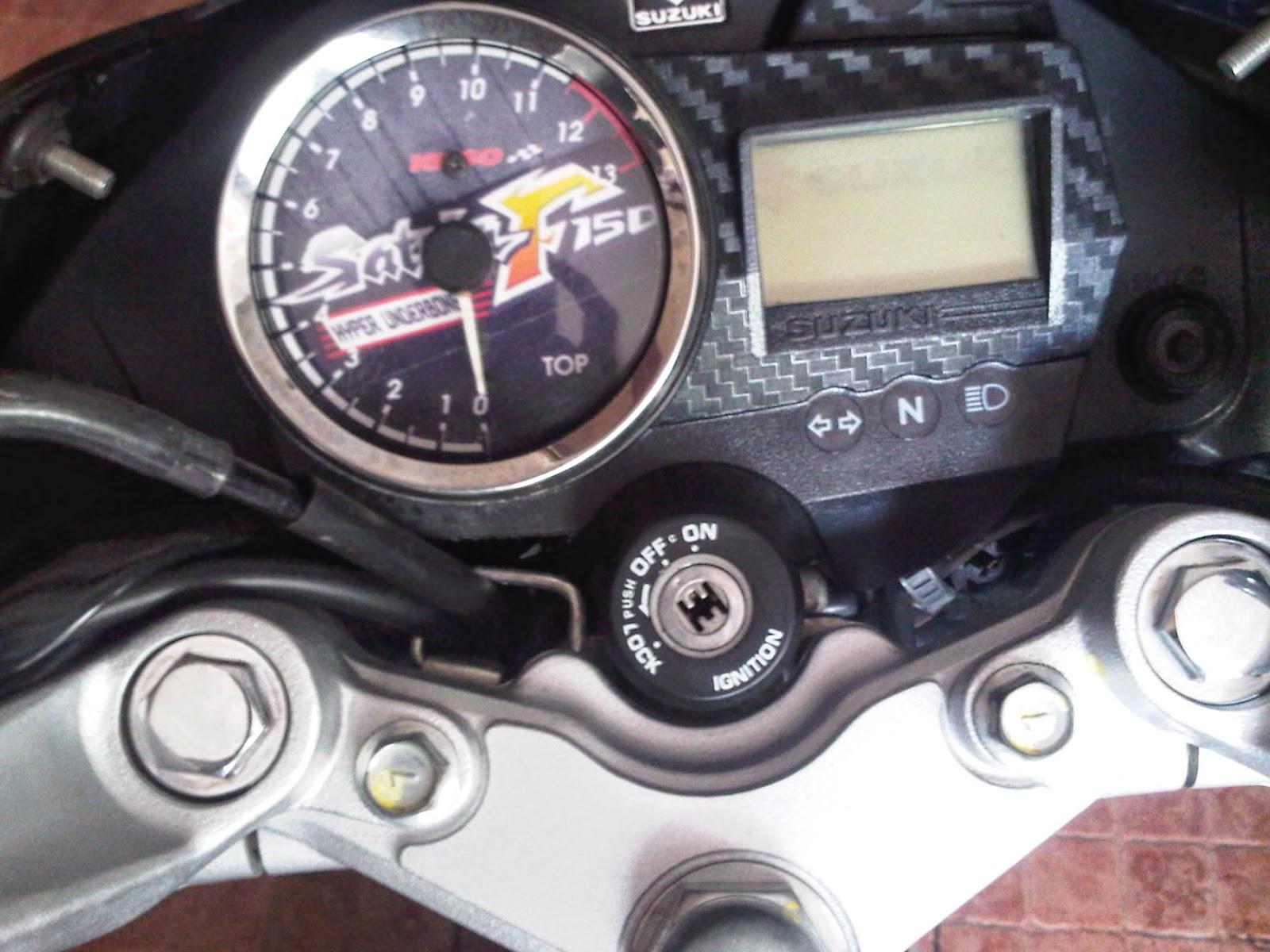 Taman Mendol Umah Gedek Variasi Tampilan RPM Speedometer