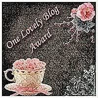 Award - Lovely Blog