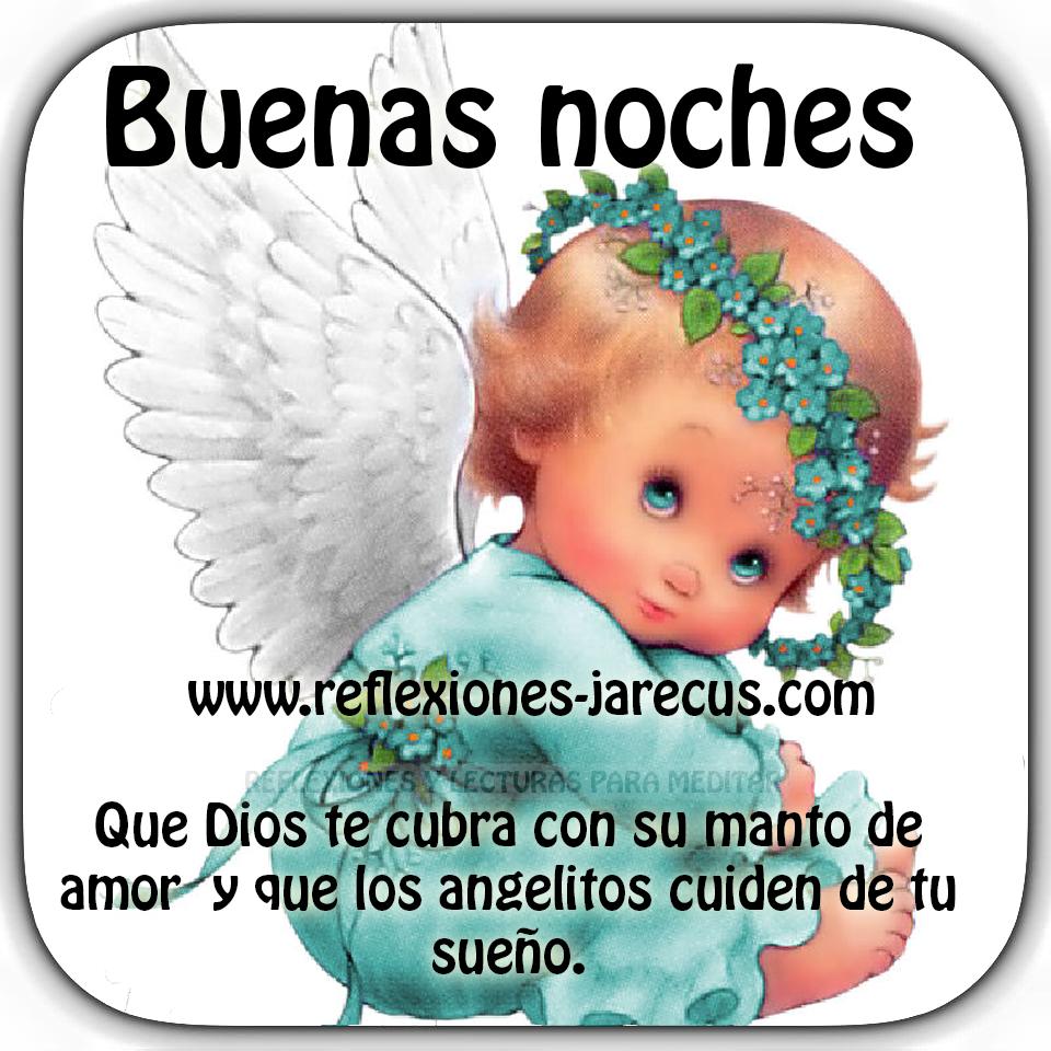 Buenas noches - Que Dios te cubra de amor