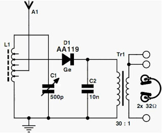 Lower Voltage To Diode Circuit