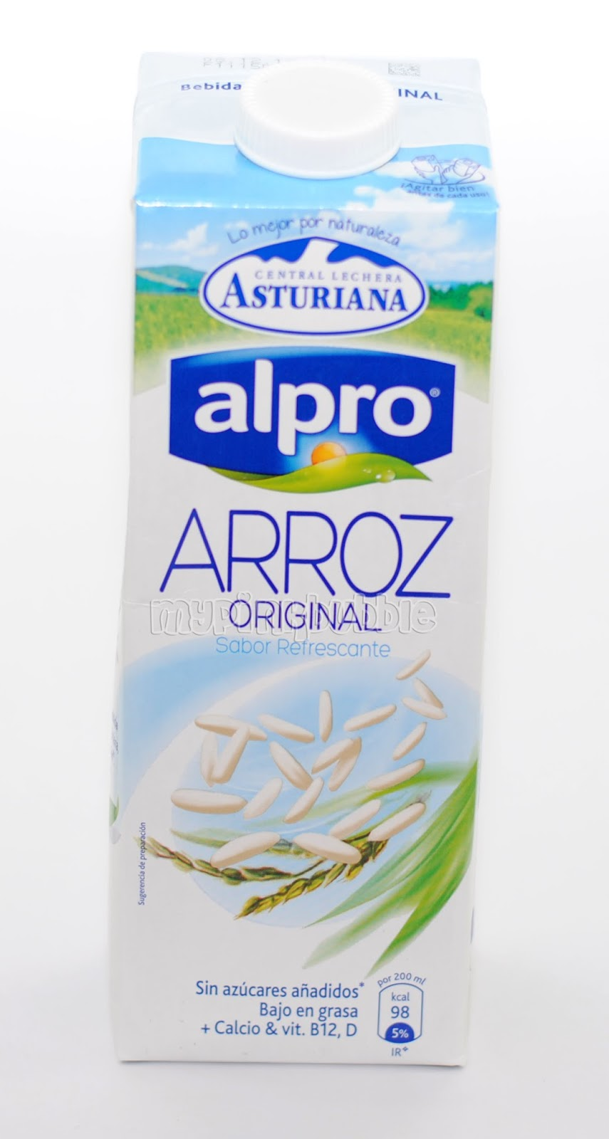 Central lechera asturiana Arroz