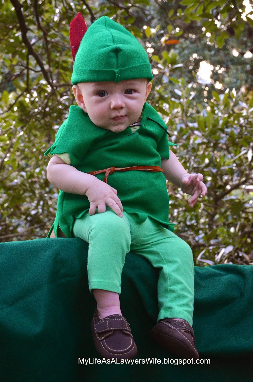Superb One Handsome Peter Pan! Peter Pan Babywearing Costume Sc 1 St My Life As A  Lawyeru0027s Wife